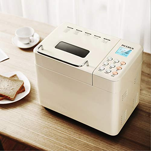 Find Bargain IMBM Household Bread Machine Multi-Function Fully-Automatic Dough Fermentation Breakfast Toaster Kneading Small