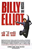 Billy Elliot – MU.SICAL Tour Poster – 43cm x 61cm / 17