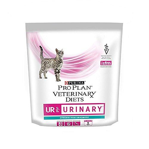 Purina veterinary diet UR chat 350g Poisson