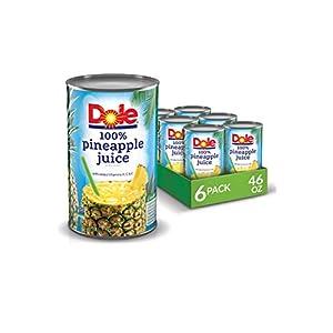 Dole Juice, Pineapple Orange, 6 Ounce (Pack of 48) |