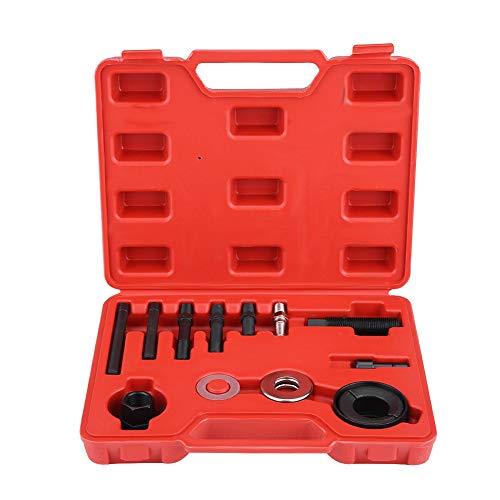 Extractor de polea automotriz Instalador de polea Bomba de dirección asistida Alternador Extractor de extractor de polea e instalador Kit para alternadores de dirección asistida G-M Chry-sler Ford