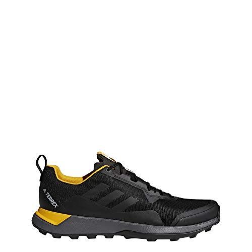 Adidas Terrex CMTK, Zapatillas de Trail Running para Hombre, Negro (NegbásGricinGridos 000), 44 EU