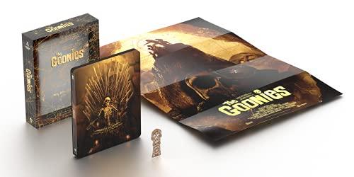 I Goonies - Titans of Cult - Limited Edition Steelbook (4K Ultra HD + Blu-Ray) (2 Blu Ray)