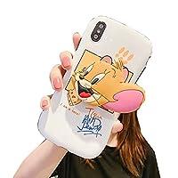 iphone12miniケース Tom&Jerry トムとジェリー スマホケース 衝撃 携帯カバー 携帯ケース キャラクター かわいい おしゃれ アイフォン カップル シリコン 耐摩擦 防塵防水 iPhone 12 12pro 12proMax 12mini iphone11 11pro 11promax
