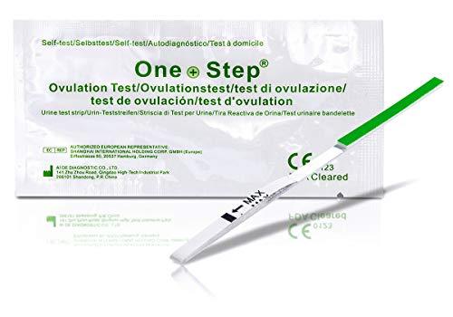 100 Ovulationstests mit optimaler Sensitivität