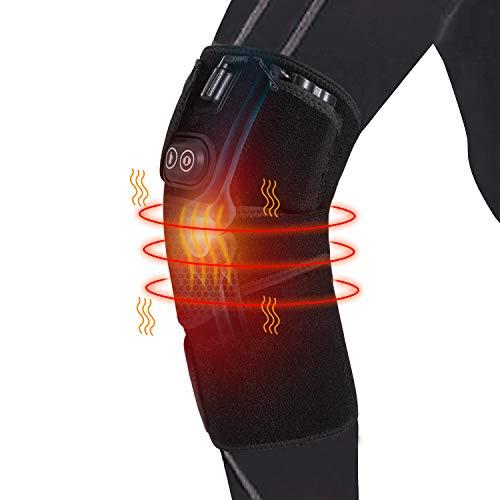 ZLTFashion vibrating knee massage wrap
