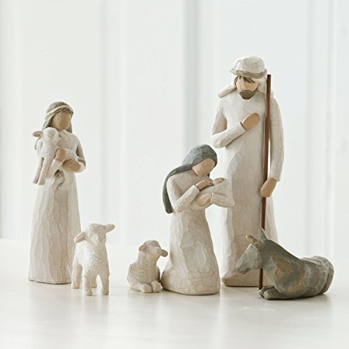 Willow Tree Nativity Set by DEMDACO - Home
