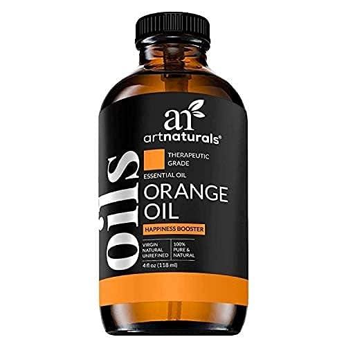 ArtNaturals Sweet Orange Essential Oil 4oz