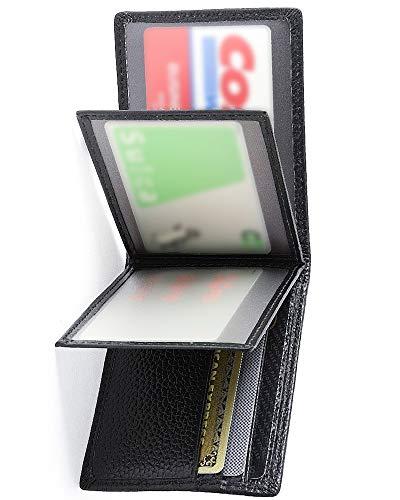 カードケース 薄型 免許証ケース パスケース 診察券 身分証 資格証 定期入れ ICカード メンズ コーヒー 212c