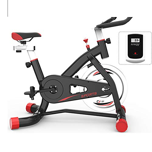NHY Spinning Exercise Bike Home Pedaal Indoor Sport Gewichtsverlies Fitnessstudio apparatuur Machine Live Video Streaming Coaching Training Bluetooth Smartphone App
