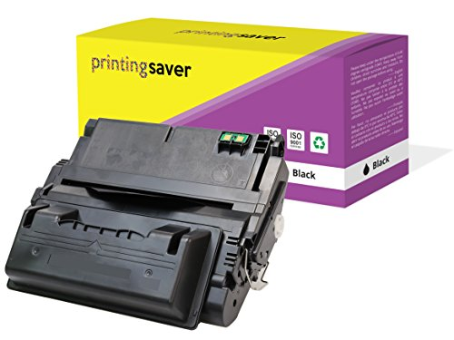 Printing Saver Q1338A 38A SCHWARZ (1) Toner kompatibel für HP Laserjet 4200, 4200DTN, 4200DTNS, 4200L, 4200N