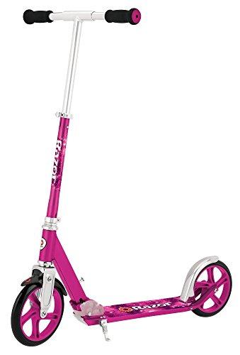 Razor A5 Lux Kick Scooter, Pink