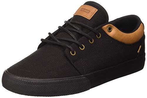 Globe GS, Chaussures de Skateboard Homme, Noir (Long Black/Toffee 20463), 41 EU/7.5 UK/8.5 US