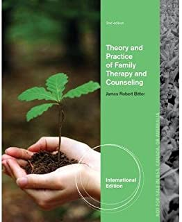 [(Theory and Practice of Family Therapy and Counseling)] [Author: James Bitter] published on (March, 2013)