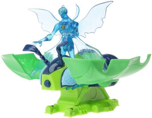 Bandai Ben-10–27674–Figura Vehículo Alien–Glacial