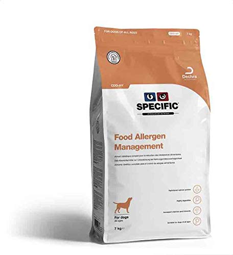 Specific Canine Adult Cdd-Hy Food Allergy Management 2Kg 2000 g
