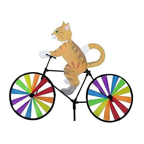 Wind Spinner, Animal Bike Spinner Yard Decoration Decor Decor Wind Spinner, Spinner Wind