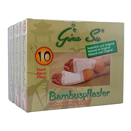 BAMBUSPFLASTER Gina Su Vitalpflaster 30 St