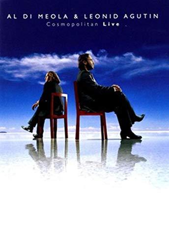 Al Di Meola & Leonid Agutin - Cosmopolitan Live [Reino Unido] [DVD]