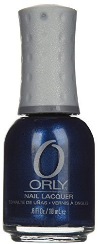 Orly Nail Lacquer, Witch's Blue, 0.6 Fluid Ounce by Orly (English Manual)
