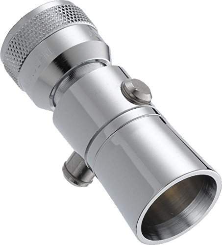 Delta Faucet Single-Spray Shower Head, Chrome 52652-PK
