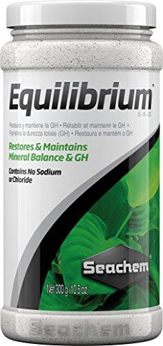 Seachem Equilibrium 300 GR SALI MINERALI INNALZA GH OSMOSI Acquario Dolce Piante