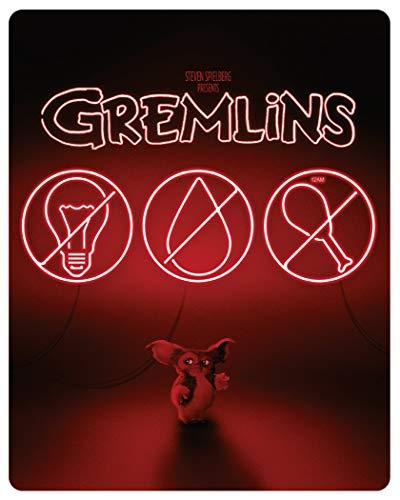 Gremlins: Kleine Monster (4K Ultra HD + 2D Steelbook) (exklusiv bei amazon.de) [Blu-ray]