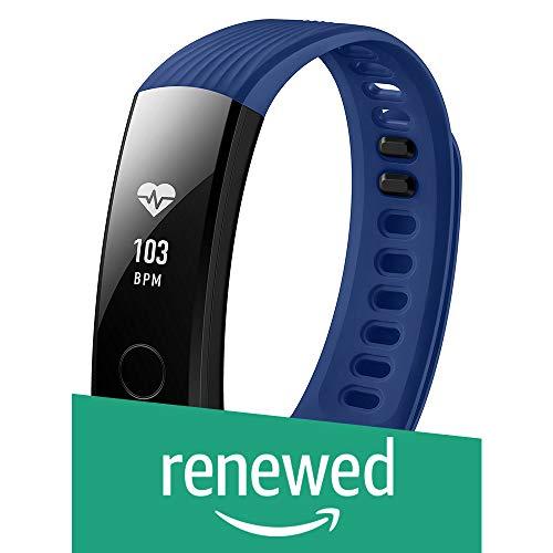 (Renewed) Honor Band 3 Activity Tracker (Blue)