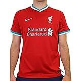 NIKE Psix BRT Stad - Camiseta para Hombre, Hombre, CZ2636, Color Rojo y Blanco, Small