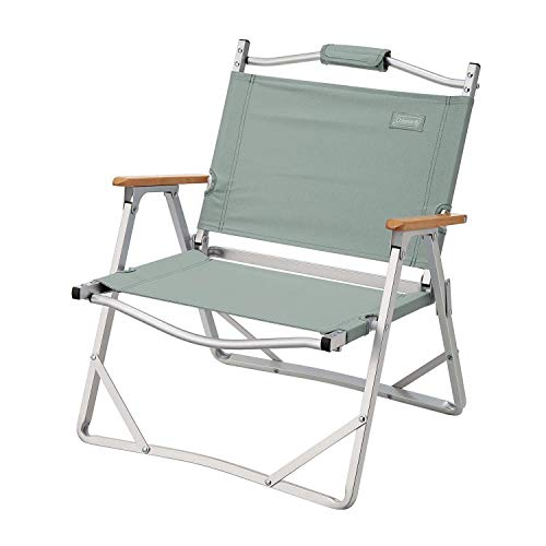 Coleman Camping Chair   Living Collection Flat-Fold Chair