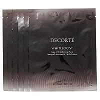 コスメデコルテ ホワイトロジスト ブライトニング マスク[医薬部外品](17.5mL×6枚入)