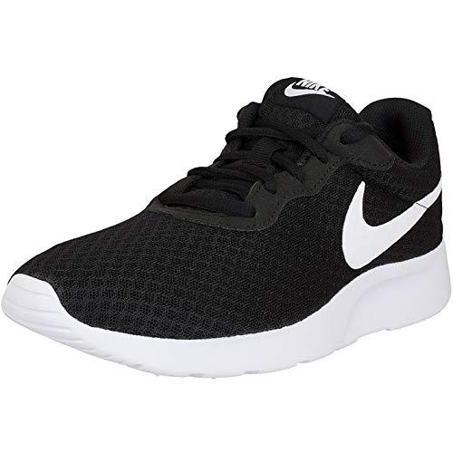 Nike Tanjun - Zapatillas para mujer, color Negro, talla 40 EU