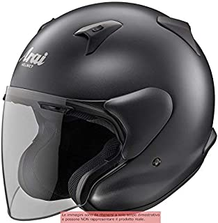 アライX-Tendジェットヘルメットマットブラック