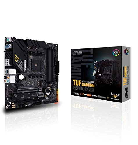 ASUS TUF Gaming B550M-Plus Bild
