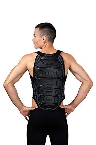 Hochwertiger Rückenprotektor, Back Protector, Wirbelsäulenschutz, Panzer Turtle L/XL