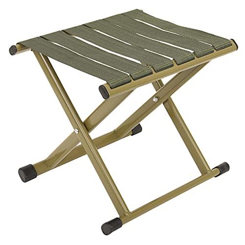 FEMONGY sillas Plegables de Caza, Taburete Plegable Fuerte, Taburete Plegable Camping, Fabricado...