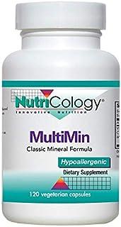 NutriCology MultiMin 120 Vegetarian Capsules