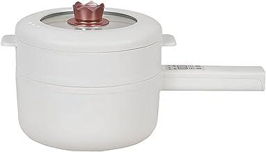 Wgwioo Carte D'ordinateur Multifonction 1.6L Marmite Électrique/Wok/Cuiseur À Nouilles/Pot À Steak/Pot À Soupe/Cuisine À R...