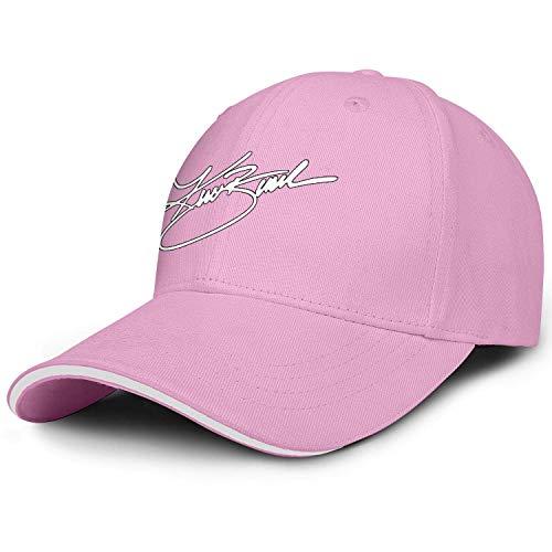 hgfyef Unisex Women's One Size Baseball Cap NASCAR-Legend-Kurt-Busch-Partners- Outdoor Professional All Cotton Trucker Cap DIY 23521