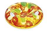 Bestway 39066 H2OGO Snow aufblasbarer Schlitten Pizza im leichten & kompakten Design, 99x99x35 cm, bunt