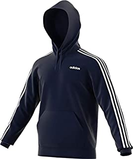 Men's Essentials 3-stripes French Terry Pull-over