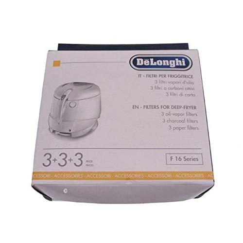 DeLonghi Filter-Set für Friteuse F-16 Serie / 5525112900