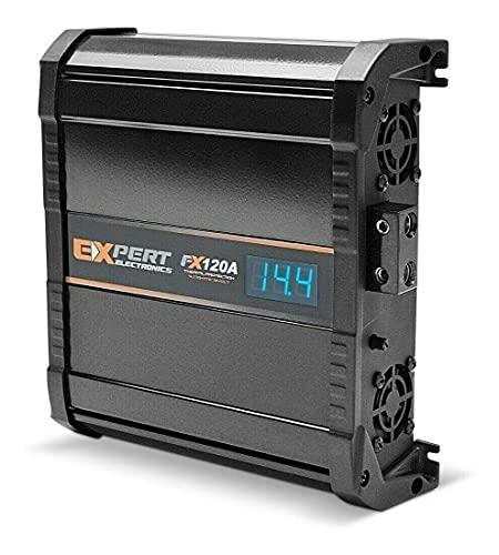 Fonte Som Automotivo 120A Expert Carregador Bateria
