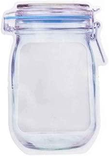 Gankmachine Sello Preciosa Reutilizable PE Alimentación Fresca Bolsa de vacío sellador de Carne de la Fruta Bolsas de Almacenamiento de Leche Envoltorio de plástico Bolsas
