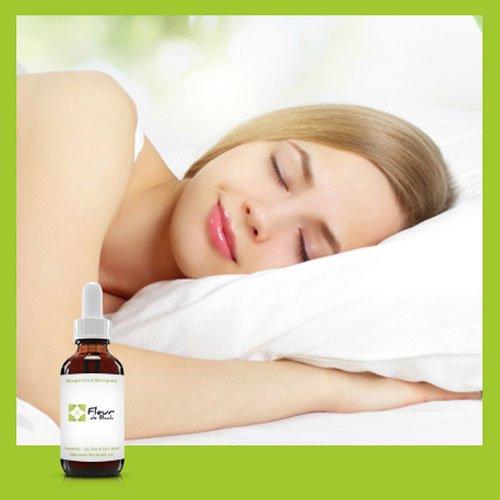 Fleurs de Bach Sommeil -En finir avec les insomnies- Ce flacon est destiné aux personnes qui n'arrivent pas à s'endormir ou dormir sereinement. Retrouver un sommeil calme et réparateur.Flacon 10 ML