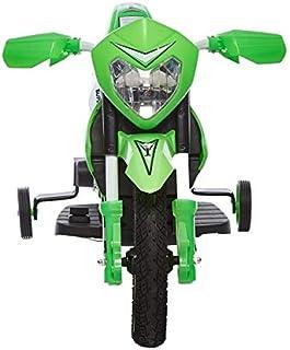 Megastar - Dirt Bike with Rubber Wheels, Green, LB 6186
