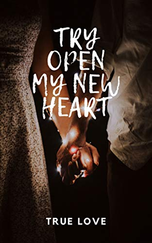 TRY TO OPEN MY NEW HEART: The true love, learn from stories, how successes couples didn\'t fall in divorcing and broking, how to live the love, killer love (English Edition)
