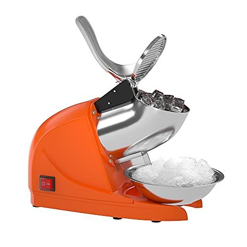 OKF Ice Shaver Prevent Splash El...