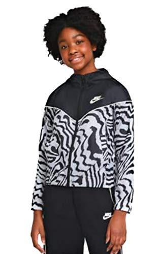 NIKE Sportswear Windrunner jacket, Multicolor, XL Girls