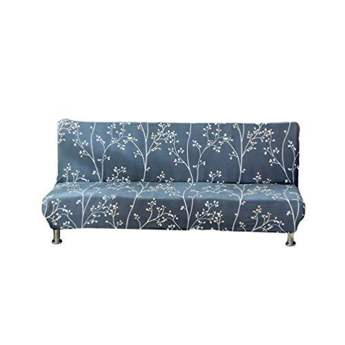 Runyue Sofabezug Stretch Couchbezug Elastischer Antirutsch Sofaüberwurf Sofahusse Stil6 (160-190)*120cm+2Kissenbezüge